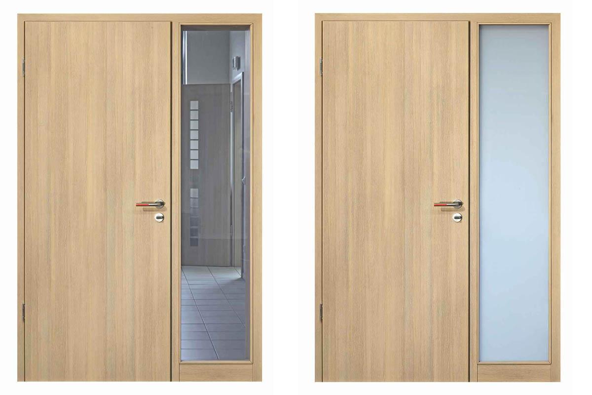 Zweiflügelige innentür  Glastüren individuell gestalten