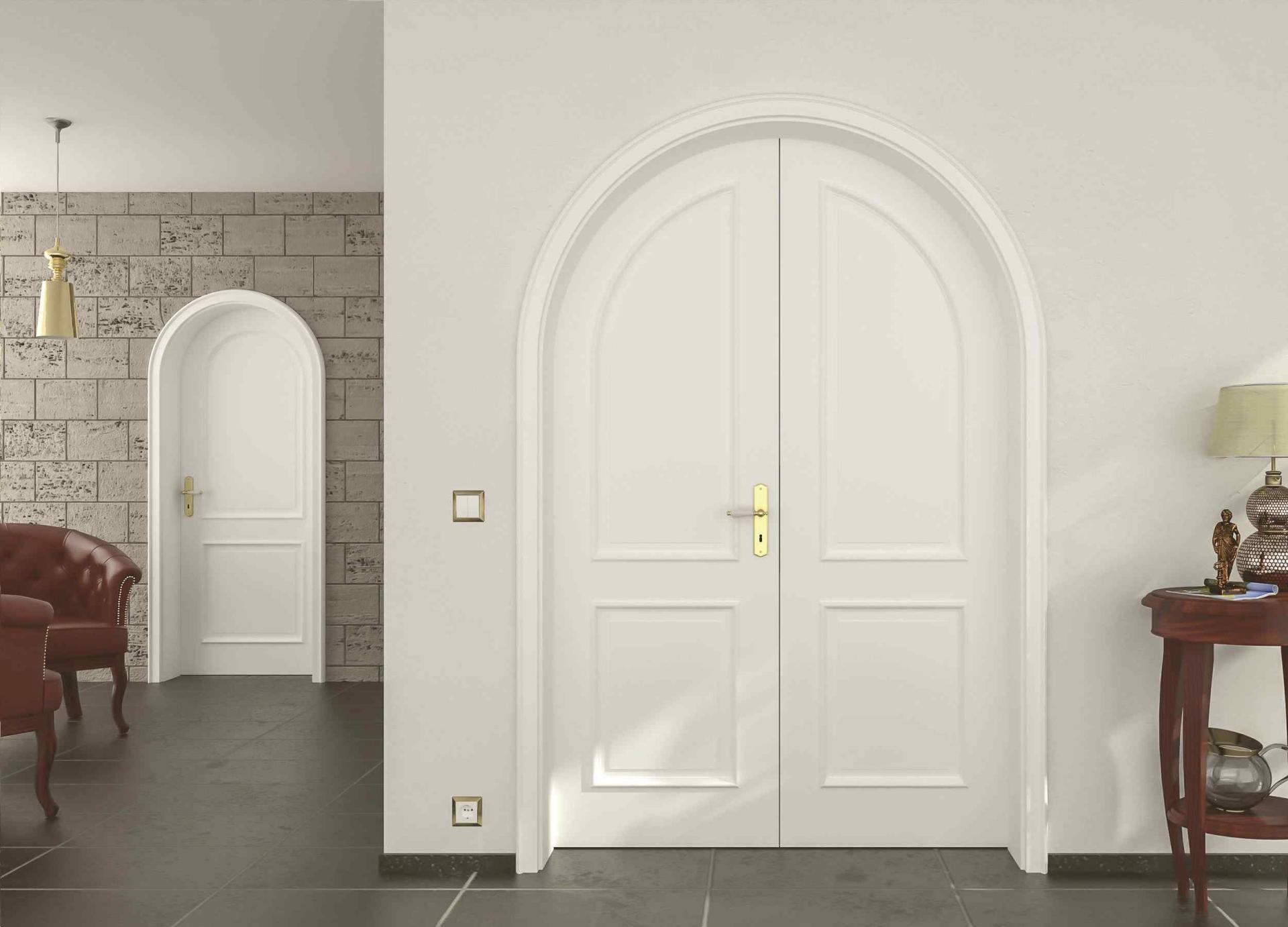 einladend und verbindend zweifl gelige innent ren. Black Bedroom Furniture Sets. Home Design Ideas