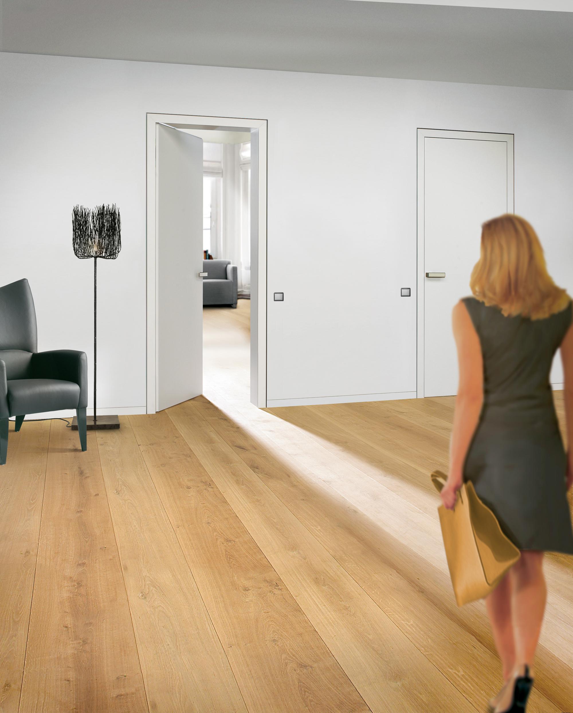 öffnungsrichtung Tür ändern