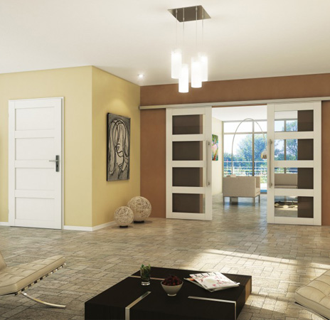 Wohnzimmer Tür | Typberatung