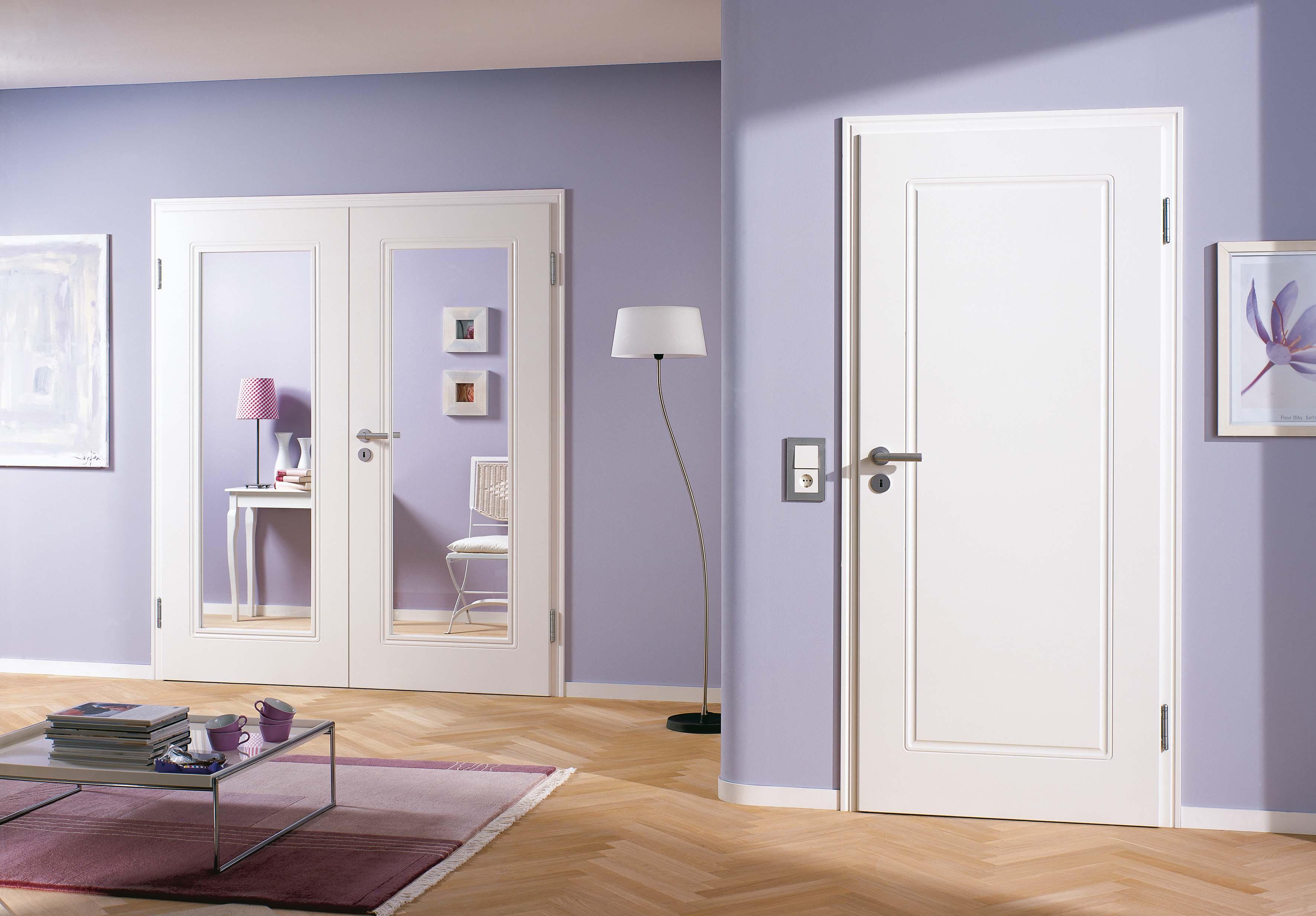 zimmertren mit glas fabulous top innen tren trbltter ohne zargen zum zimmertren mit zarge ber. Black Bedroom Furniture Sets. Home Design Ideas