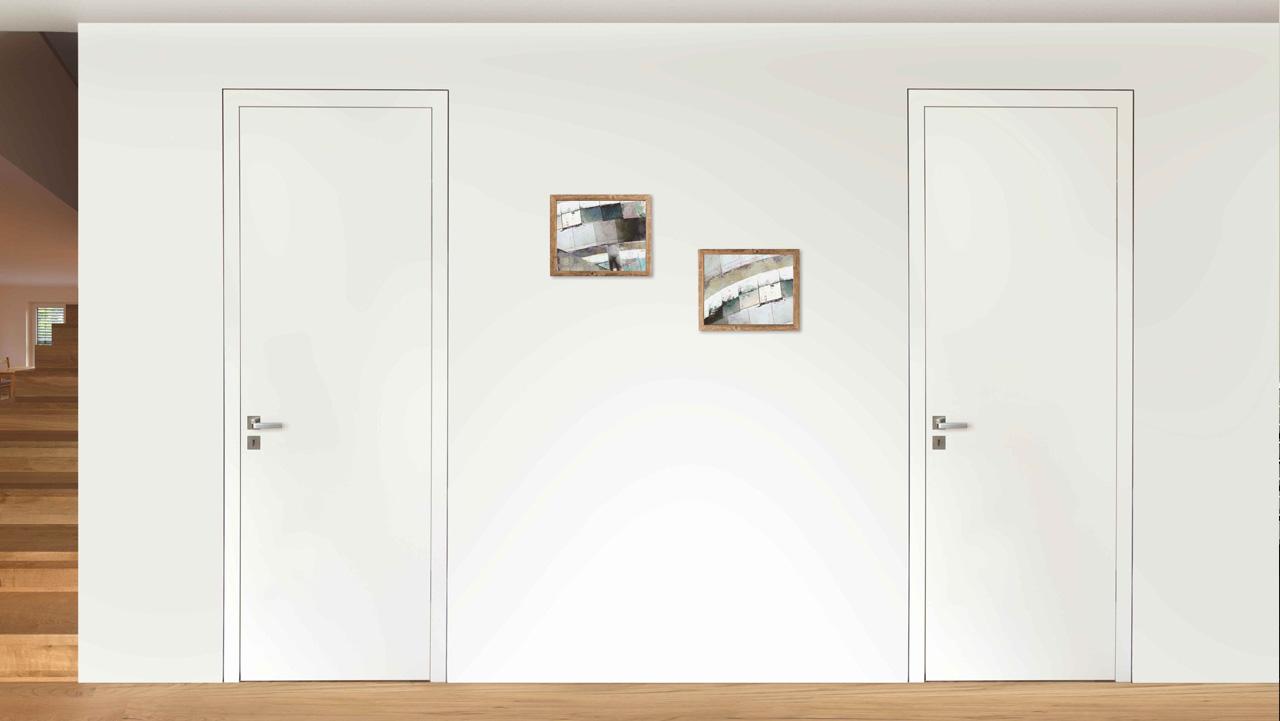 zimmert r wei modern. Black Bedroom Furniture Sets. Home Design Ideas