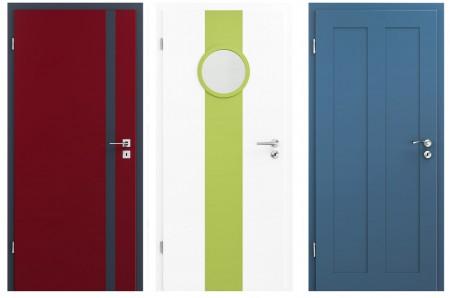 Spritzig frische Farblacke setzen individuelle Akzente.