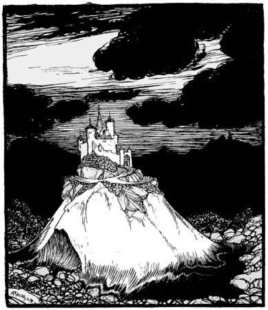 Das goldene Schloss von Stromberg